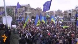 Студенти страйкують на Євромайдані