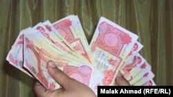 ورقة الـ25000 دينار