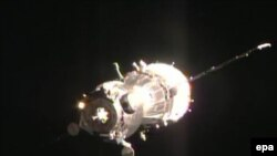 Soyuz kapsula, ilustracija