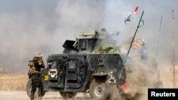 U ofanzivi na Mosul učestvuje više od 25.000 pripadnika iračkih kopnenih snaga