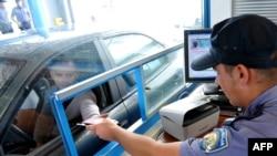 Granična policija između Hrvatske i Crne Gore, ilustrativna fotografija