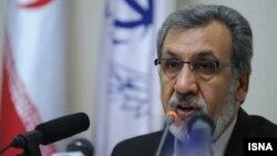 محمودرضا خاوری، مدیرعامل پیشین بانک ملی ایران