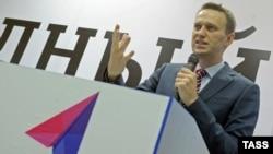 Алексей Навальный, оппозиционный российский блогер.