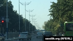 С улиц Ташкента убраны флаги
