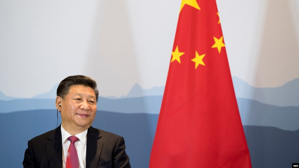 Chinese President Xi Jinping (file photo) is looking to develop the Silk Road.