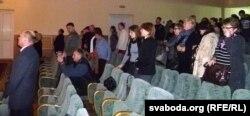 Багдановічаву «Пагоню» людзі слухалі стоячы