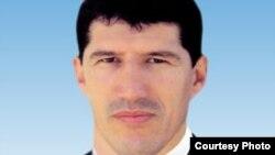 Проректор медуниверситета в Душанбе Дилшод Солехов.