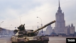 Moscova 20 august 1991