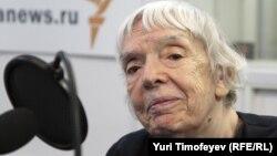 Людмила Алексеева, глава Московской Хельсинкской группы выступила резко против новых поправок в закон об НКО