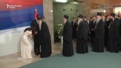 Na inauguraciji od svetskih lidera do estrade