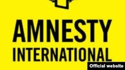 Логотип Amnesty International.