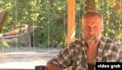 Лесозаготовитель Владимир Керонда
