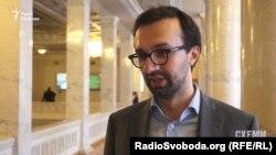 Депутат Верховної Ради України Сергій Лещенко