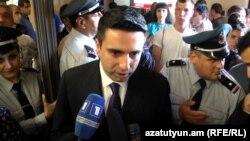 Ален Симонян