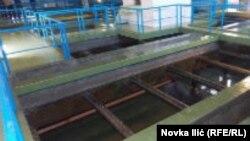 """""""Vodovod"""" Užice, postrojenje za prečišćavanje vode"""