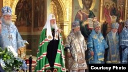 Урыс патриархы Кириллның Казан сәфәре