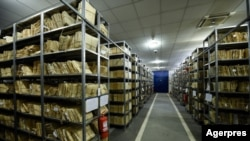 Arhiva dosare fosta Securitate- CNSAS