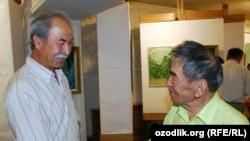 Rassomlar Ilhom Jabborov va Rahim Ahmedov
