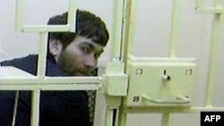 Анзор Губашев, один из подозреваемых по делу об убийстве российского оппозиционера Бориса Немцова.