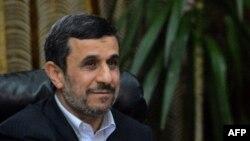 Egjipt - Presidenti i Iranit, Mahmud Ahmadinejad