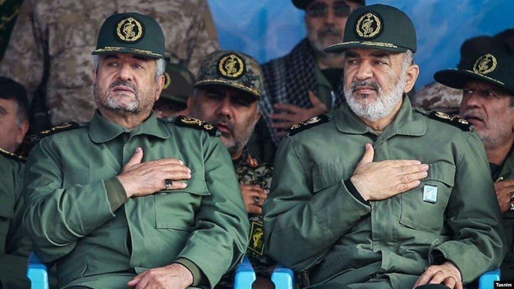 رهبر جمهوری اسلامی جعفری را از فرماندهی سپاه برکنار کرد؛ سلامی جایگزین او شد