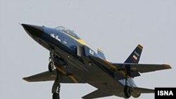 Иранский военный самолет, 20 сентября 2007