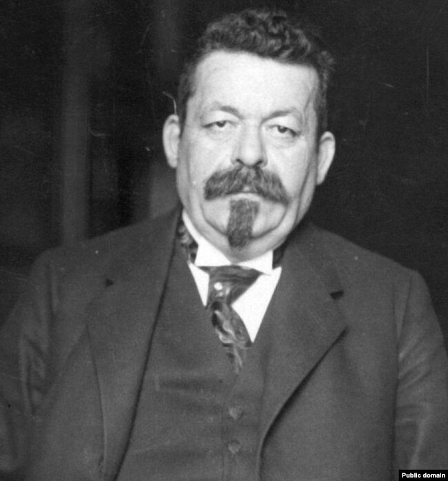 Friedrich Ebert, lider social-democrat german