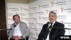 Rəşid Hacılı və Fuad Ağayev