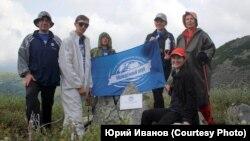 Участники экспедиции 2019 года разыскали место базового лагеря