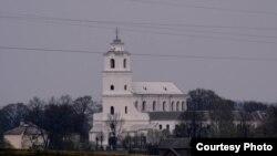 Belarus —Catholic Church in Druja