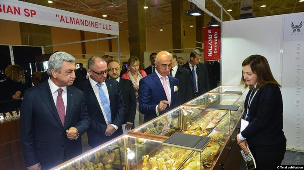ՀՀ նախագահը ներկա է գտնվել «Երևան» տոնավաճառի բացմանը․ Լուսանկարներ