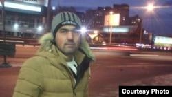 Таджикский мигрант Шерзод Насруллоев.