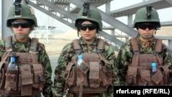 Женщины в составе специальных сил Афганистана. Иллюстративное фото.