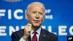 Presidenti i zgjedhur amerikan, Joe Biden.
