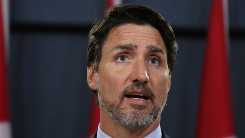 Trudeau Says Plane Victims Would Be Alive If Not For Tensions; U.S. Touts Deterrence