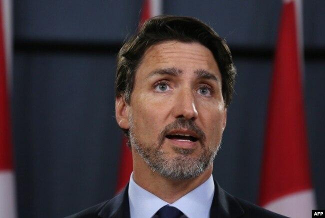 Kryeministri kanadez Justin Trudeau.
