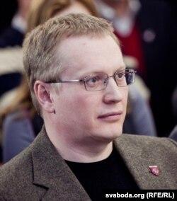 Павал Бераговіч.