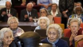Среди долгожителей Нидерландов женщин в восемь раз больше, чем мужчин