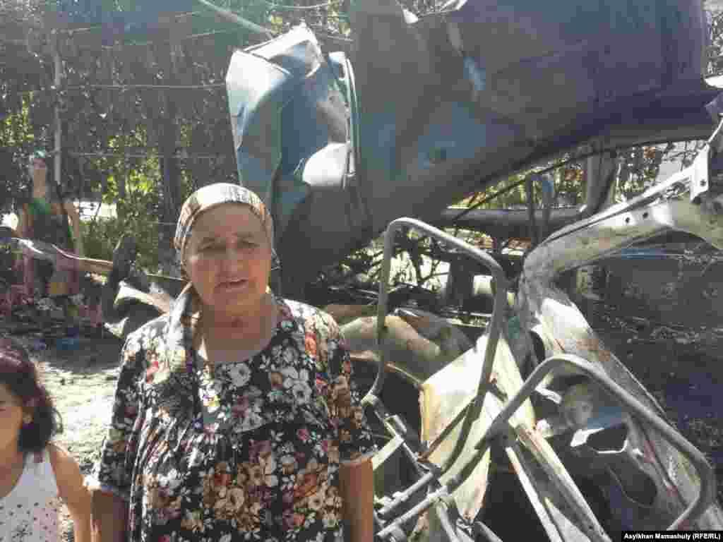 Жители села Дихан опасаются, что события могут повториться, и просят правительство Казахстана защитить их.