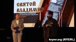 Открытие кинофестиваля «Святой Владимир» в Севастополе