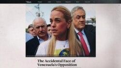 Лилиан Тинтори – женское лицо протестов Венесуэлы