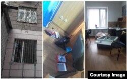 Офис издания «ПолитКлиника» после ограбления. 3 марта 2020 г.