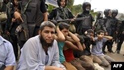 شماری از بازداشت شدگان تظاهرات اخیر در مصر