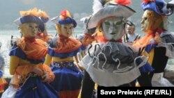 Zimski karneval u Kotoru, foto: Savo Prelević