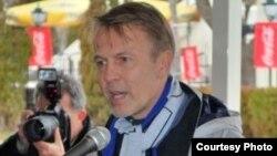 Аидо Орав, новиот амбасадор на ЕУ во Македонија.