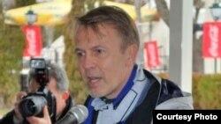 Новоименуваниот амбасадор на Европската Унија во Македонија, естонскиот дипломат Аиво Орев.