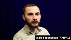 მიხეილ ბენიძე, ISFED-ის აღმასრულებელი დირექტორი