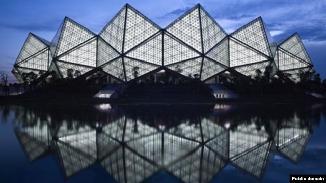 Baku's Crystal Hall will host the 2012 Eurovision Song Contest.