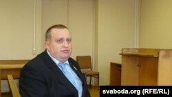 Ігар Пасноў у судзе