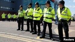 Полиция Великобритании (архивное фото)